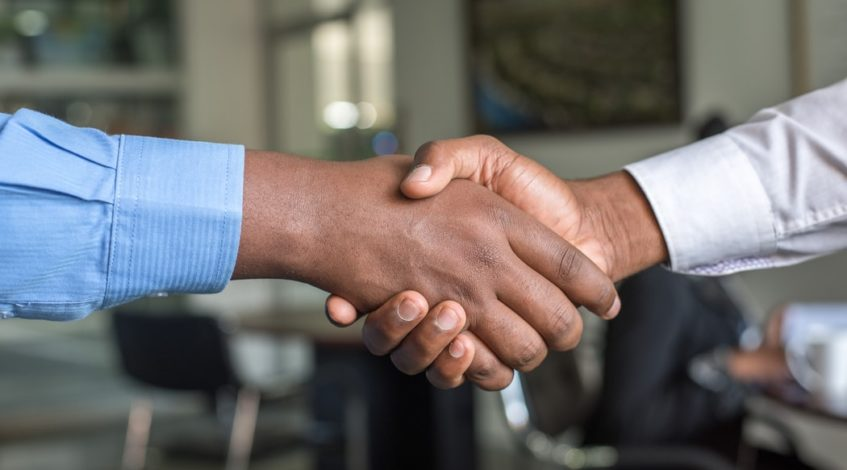 Handshake Image